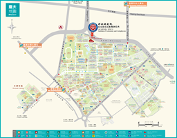 NTU campus map
