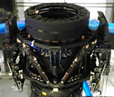 Hyper SuprimeCam installed on Subaru telescope