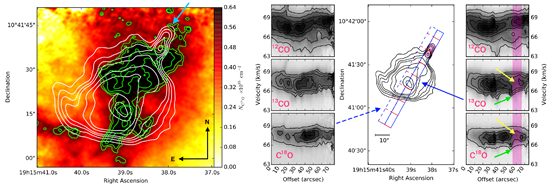 Using astrochemistry to probe jet structure and energetics in black hole X-ray binaries
