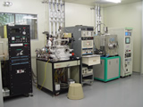 Clean room for Nb-based superconducting device fabrication at Tsing-Hua campus, Hsin-Chu, Taiwan (about 100 km from Taipei).