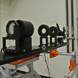 The metrology camera optics under tests in ASIAA